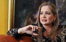 Aura Rocio Restrepo, tiene 46 años y es la reina que puso en jaque a Gilberto Rodríguez Orejuela