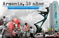 Especial multimedia: el renacer de Armenia, 15 años después del terremoto