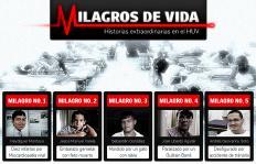 Especial multimedia: Milagros de vida, historias extraordinarias en el HUV