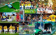 Estas son las mejores postales del Mundial de Brasil 2014