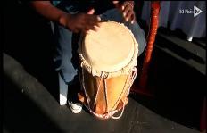 El cununo, el 'corazón' que pone a palpitar la música del Pacífico