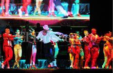 Video: los mejores momentos del show de Delirio en la Plaza de Toros