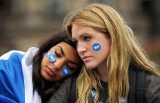 El panorama en Escocia después del fallido referendo independentista