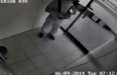 Video: los minutos más tensionantes del intento de robo en banco del sur de Cali