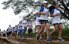 Video: revive la Vital Run 5K desde el aire