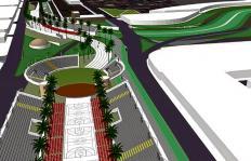 Listos primeros bocetos y ubicación del Bailódromo de Cali