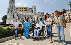 La historia tras las propuestas audiovisuales de cinco caleños que buscan la paz