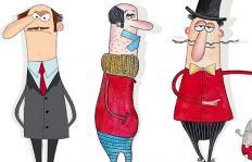 Fauna marital: porque maridos hay muchos y muy variados