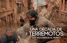 Cronología: las huellas imborrables de 13 sismos catastróficos en el mundo