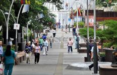 Avenida Colombia:  dos años de una obra que le cambió la cara a Cali