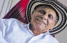 Adolfo Pacheco, el juglar de la hamaca grande