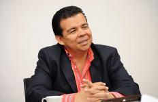 """""""Yo represento al partido de Gaitán y Angelino al de Roy"""": Roberto Ortiz"""