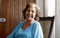 Aída Fernández, el retrato de una dama