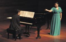 """""""Sueño con llegar al Royal Opera House de Londres"""", Betty Garcés"""