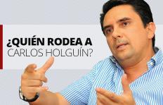Detrás del candidato: ¿quién rodea a Carlos José Holguín?