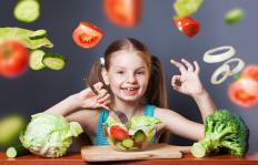 Alimentos orgánicos, una sana opción para los niños
