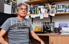 Me interesa la novela como viaje al interior: Gabriel Jaime Alzate