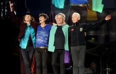 Los Rolling Stones vuelven a Suramérica 10 años después
