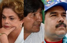 La mala hora de la izquierda Latinoamericana
