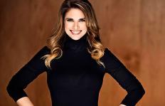 Alessandra Rampolla, la 'profe' de los maridos
