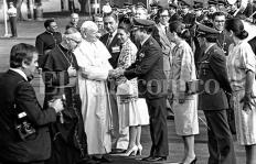 Juan Pablo II, el santo que pasó por Cali hace 30 años