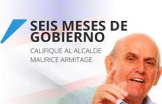 Seis meses de gobierno: califique al alcalde Maurice Armitage