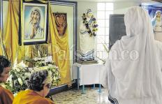 Santa Teresa de Calcuta hace 'milagros' en Cali