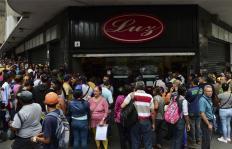 Los 'juegos del hambre' que viven los venezolanos