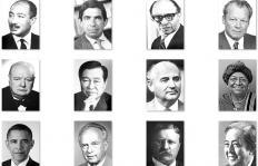 En fotos: los otros 14 jefes de Estado que han ganado el Nobel de Paz