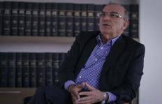 """""""La paz se puede quemar en la puerta del horno"""": Humberto de la Calle"""
