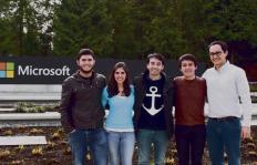 El vallecaucano que cumplió su sueño de trabajar en Microsoft