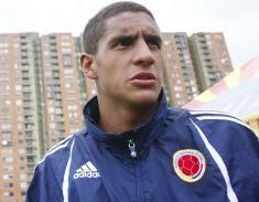 Cristian Bonilla, primer jugador en llegar a concentración de Colombia