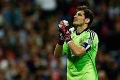 """El resultado es positivo, pero no definitivo para Real Madrid"": Casillas"