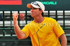 Mauricio Hadad renunció como entrenador del equipo de Copa Davis