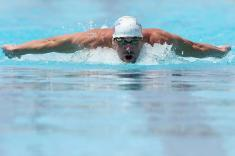 Michael Phelps, regresa el 'Tiburón de Baltimore'