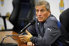 Uruguay anuncia lista de convocados para enfrentar a la Selección Colombia