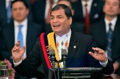 Rafael Correa, presidente de Ecuador, podría reelegirse indefinidamente