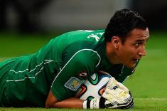 Keylor Navas no jugará los partidos amistosos con Costa Rica