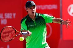 Alejandro González no pasó a segunda ronda del US Open