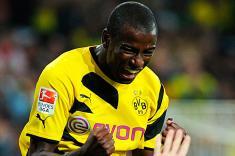 Adrián Ramos marcó en victoria del Dortmund en la Bundesliga