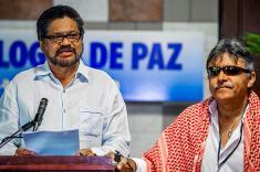 Farc cancelan reunión de su abogado con voceros del Centro Democrático