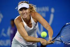 Maria Sharapova, la gran ausente del US Open