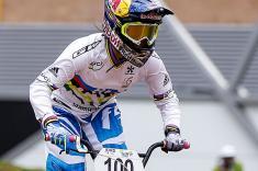 Mariana Pajón, reina del BMX, busca brillar en los Juegos Panamericanos