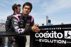 Piloto caleño Gustavo Yacamán, al International GT Open