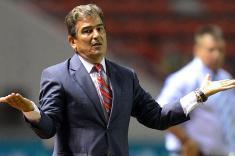 Jorge Luis Pinto quiere entrenar en Italia
