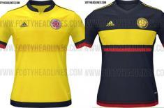 Así se vestiría la Selección Colombia en el 2015