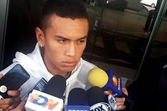 Carlos Lizarazo presentó exámenes en Cruz Azul de México