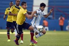 Juan Quintero: capitán holístico de la selección de Colombia Sub 20