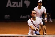 Juan Sebastián Cabal y Robert Farah, eliminados en Acapulco