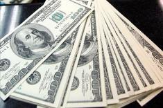 Dólar subió $56 y cerró la jornada en $2.911